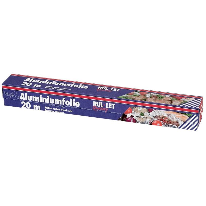 Plast- & Aluminiumfolie