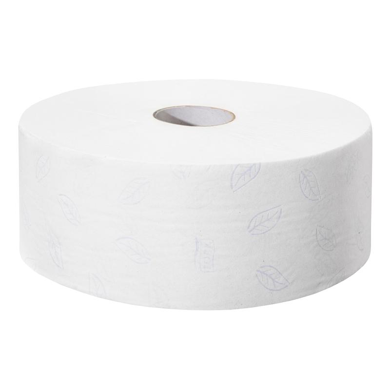 Toalettpapper (Stora rullar)