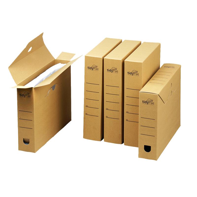 Arkivboxar & tillbehör