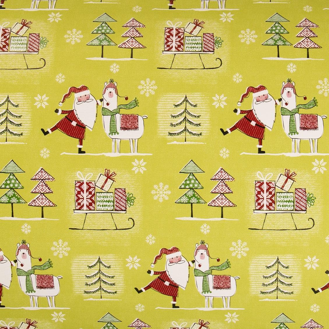 Julpapper barn