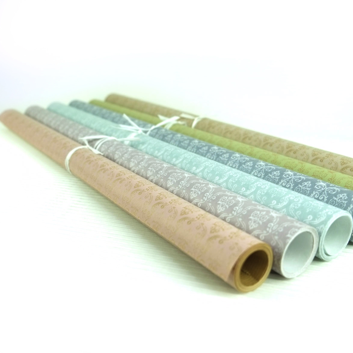 Presentpapper / små rullar - REA