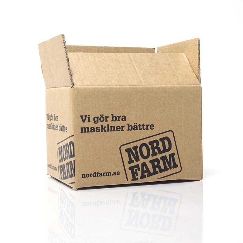 Förpackningar, lådor & wellådor
