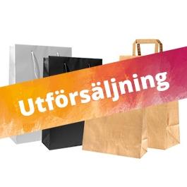 Kassar & påsar - UTFÖRSÄLJNING