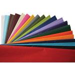 Färgat silkespapper
