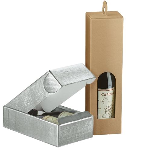 Presentkartonger för flaskor