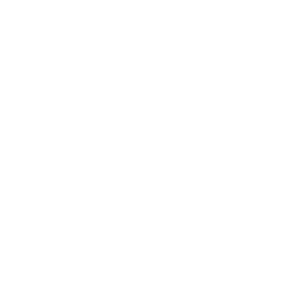 Presentrosett matt vit
