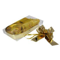 Dragrosett guldmetallic