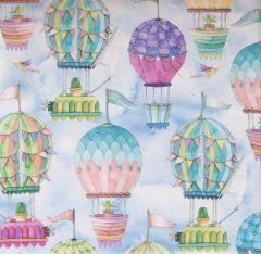 Presentpapper Luftballonger