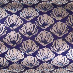 Presentpapper Bloomer deep purple