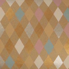 Presentpapper Harlequin squares