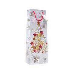 Flaskpåse Sparkling Christmas Tree