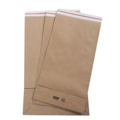 E-handelspåsar i 2-lager papper tur och retur