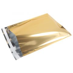Metallic Guld E-handelspåse